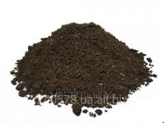 Peat excavator