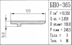 The BPO brand construction aluminum shape - 365