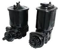 Pump of a gidrouslilitel of a wheel of GURA KAMAZ