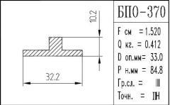 The BPO brand construction aluminum shape - 370