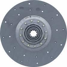 Clutch plate 130-1601130-A7 ZIL-130 rubber damper