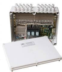 Controller of KT-4 thermal sensors