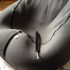 Chair vacuum Lasting. A chair vacuum