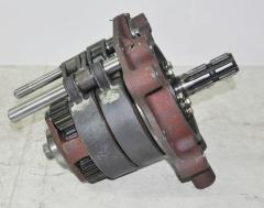 Reducer SSP (Shaft of Selection of Power) of