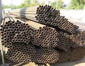 Трубы стальные прямошовные электросварные