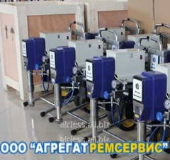 Окрасочное оборудование Dino power аппараты...