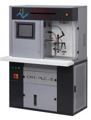 CR-1 PLC the stand for testing of nozzles of