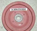 Drum variator pulley leading block (big) 54-2-40