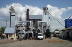Зерносушильные комплексы на биомассе