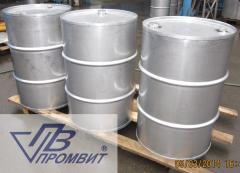 Бочки БС1-200, вместимостью 200 л, сталь н/ж АISI