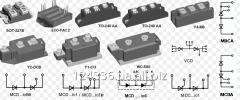 Тиристорно-диодные модули