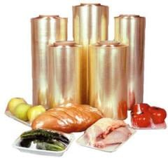 Stretch food wrap of 10 microns / 300мм