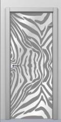 Glass interroom doors of the Glass series