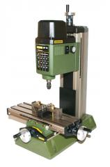 Proxxon MF 70 micromilling machine (220B, 100 W),