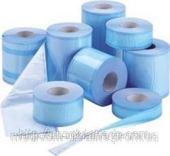 Roll for sterilization, 200х200 mm 9890