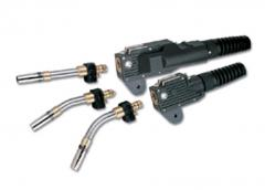 ROBOMIG/MAG welding torches - the WH, ROBO WH 455