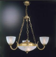 Chandelier classical Reccagni Angelo L 4600/3+2