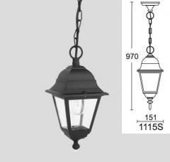 Уличный садово-парковый светильник