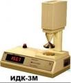 Measuring instrument of deformation of a gluten