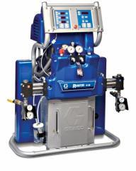 Hydraulic installation of a high pressure H-25