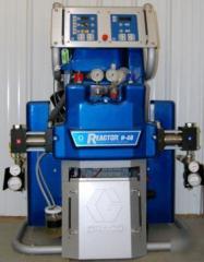 Hydraulic installation of a high pressure H-40