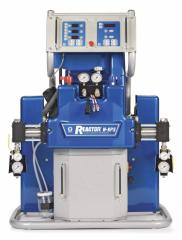 Hydraulic installation of a high pressure H-XP3