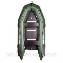 Трехместная моторная надувная лодка Bark (Барк) BT