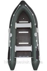 Трехместная моторная надувная лодка Bark (Барк) ВN