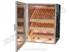 Инкубатор ламповый автоматический 300 яиц (код