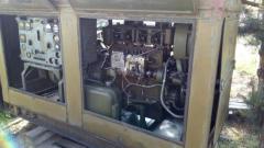 Генератор дизельный (электростанция —