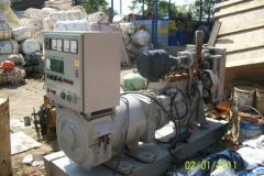 Spare parts to Diesel generators ship WARTSILA