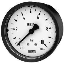 Manometers. The manometer of pressure digital