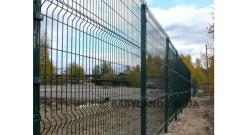 Protection section for the sports ground of SOSP