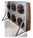 Air coolers Kiev. Coolings of MAVO Kiev. Modular