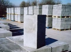 Foam concrete Kiev Foam concrete block