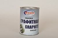 Greasing graphitic
