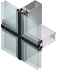 Illuminators and cladding glass