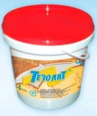 "LIQUID HEAT-INSULATING COVERING ""TEZOLAT"