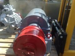Centrifuge OGSh-321-K01 installation