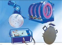 Сварочное оборудование для полиэтиленовых труб и
