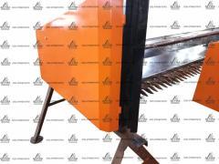 Приспособление на уборку рапса ПРБЖ на жатки С750, С600