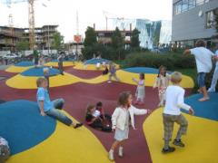 Coverings rubber for playgrounds (Elite Park
