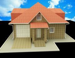 Дизайн экстерьеров, фасадов зданий