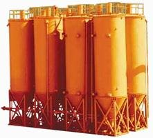 The silo for SB-33G-01(m) cement capacity is 32
