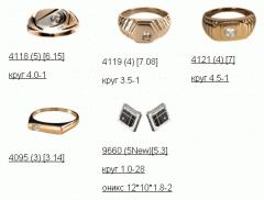 Печатки: восковые модели, мастер-модели и
