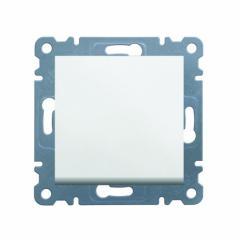 Выключатель 1-полюсный Lumina-2, белый