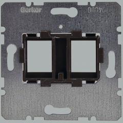 Опорная пластина для модульных разъёмов с