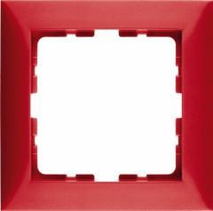 Рамки красные, глянцевый S.1 Berker S1