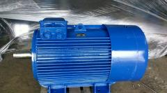 160 kW electric motor 1000 rpm AIR355S6