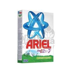 Стиральный порошок Ariel автомат горный родник 1.5